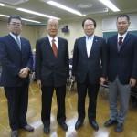 鈴木克昌議員(左から2人目)