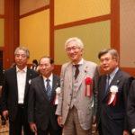 西田昌司自民党税理士議連幹事長を囲んで