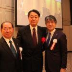 海江田万里立憲民主党議連会長