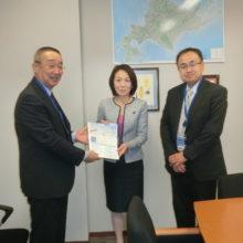 北海道税政連が税制改正陳情を行いました。