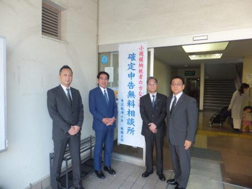 下村博文(0203板橋)(左から2人目)