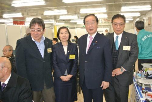 渡辺博道議員