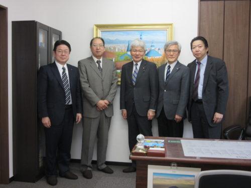 20200222逢坂誠二税務支援視察(第8地区会)
